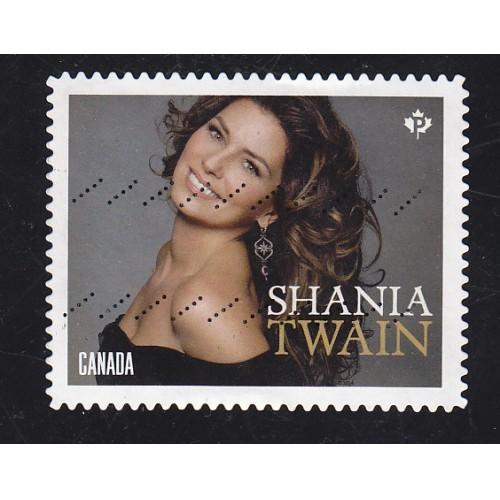 CANADA 2768 Singers: Shania Twain