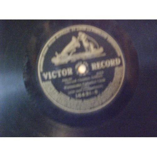(WWI ERA) 78 RPM GOSPEL: #1817.. HARRY MacDONOUGH - THROW OUT THE LIFE LINE & WE