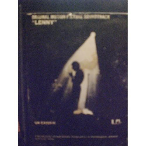 USED 8 TRACK: #1332.. SOUNDTRACK - LENNY / UA EA359