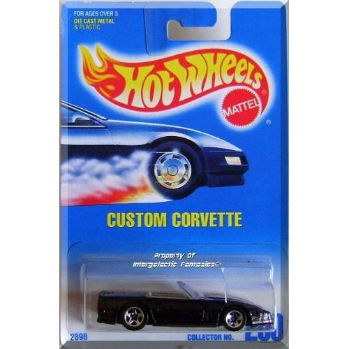Hot Wheels - Custom Corvette: Collector #200 (1995) *Purple Edition*