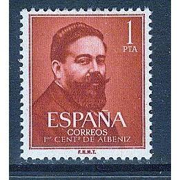 Spain (1960) Scott# 964 MH
