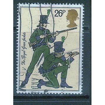 Great Britain (1983) Scott# 1024 used; SCV $0.40