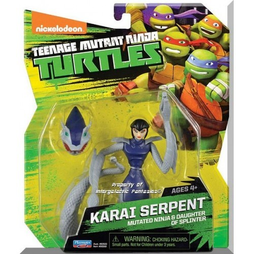 Teenage Mutant Ninja Turtles: Karai Serpent (2014) *Ninja Daughter Of Splinter*