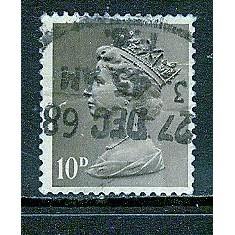 Great Britain Scott# MH14 used; SCV $0.65