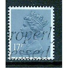 Great Britain Scott# MH97 (1) used; SCV $0.70