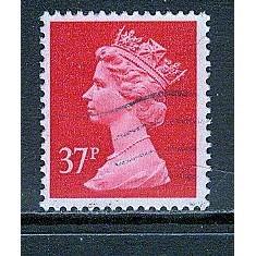Great Britain Scott# MH155 (3) used; SCV $2.00