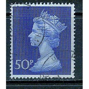 Great Britain Scott# MH167 (2) used; SCV $0.60