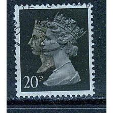 Great Britain Scott# MH193 (3) used; SCV $0.90