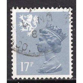 Great Britain-Scotland Sc# SMH30 (1) used; SCV $1.10