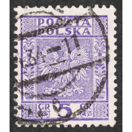 Poland - Scott #268 Used
