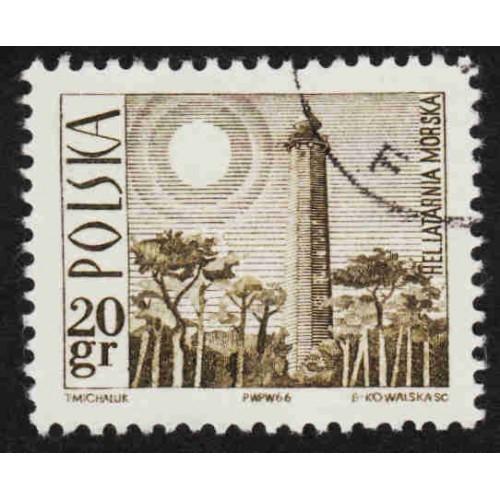 Poland - Scott #1440 Used (3)