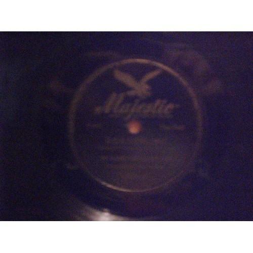 78 RPM JAZZ: #1951.. RAY McKINLEY - BORDERLINE & TUMBLE BUG / MAJESTIC 7206 /