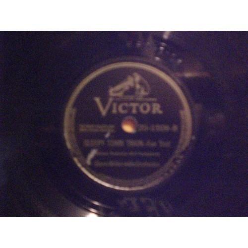 78 RPM JAZZ: #2006.. GLENN MILLER - JUKE BOX SATURDAY NIGHT & SLEEPY TOWN TRAIN