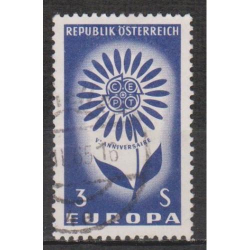 Austria # 738 Used(WS4654)