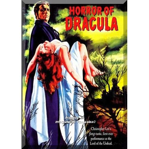 DVD - Horror Of Dracula (1958) *Christopher Lee / Peter Cushing*