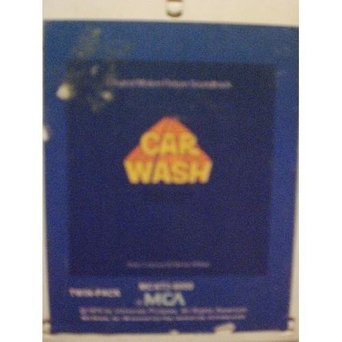 USED 8 TRACK: #1436.. SOUNDTRACK - CAR WASH / MCA 2-6000