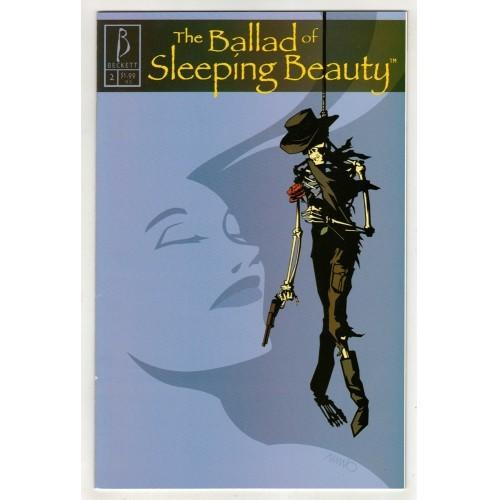2004 The Ballad Of Sleeping Beauty Comic # 2 – NM