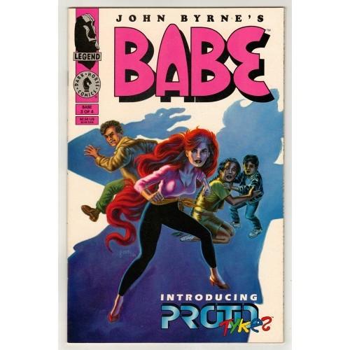 1994 Babe Comic # 3 – NM+