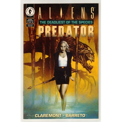 1995 Aliens / Predator The deadliest Of Species Comic # 11 – NM