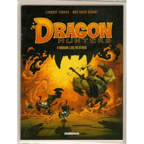 2006 Dragon Hunters Mini Comic Book – NM+