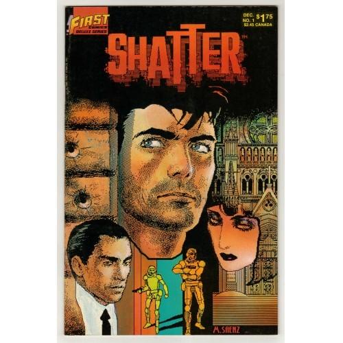 1985 Shatter Comic # 1 – NM
