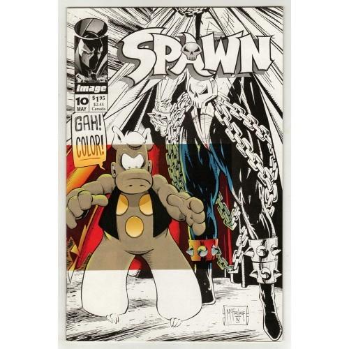 1993 Spawn Comic # 10 – LN