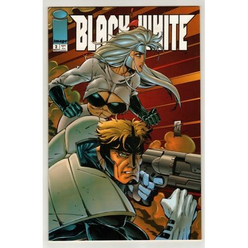 1994 Black And White Comic # 2 – LN