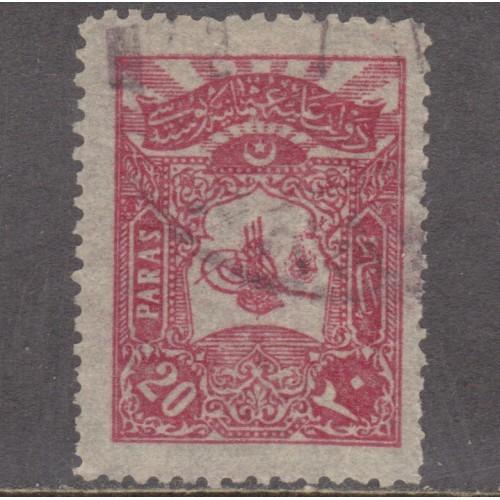 USED TURKEY #120 (1905)