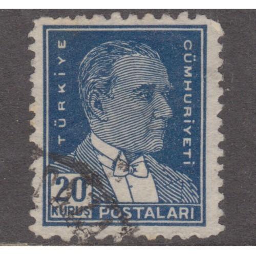 USED TURKEY #1029 (1950)