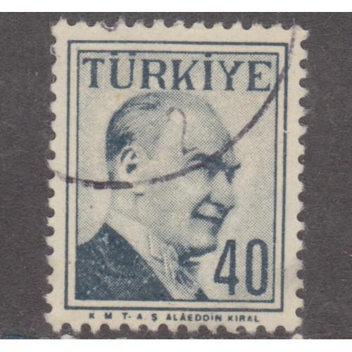 USED TURKEY #1277 (1957)