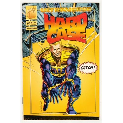 1993 Hard Case Comic # 1 – VF+