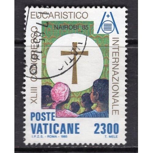 Vatican City (1985) Sc# 764 used; SCV $2.00