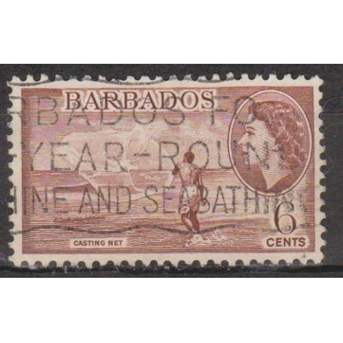 Barbados # 240 Used(WS7029)