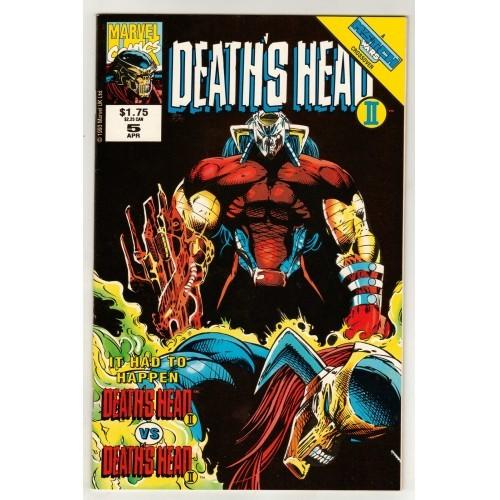 1993 Death's Head 2 Comic # 5 – NM