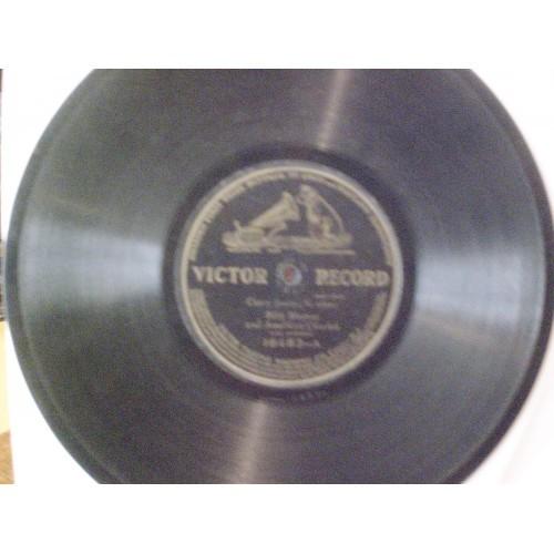 78 RPM: #2012.. BILLY MURRAY - CASEY JONES & COLLINS & HARLAN - MOONLIGHT IN JU