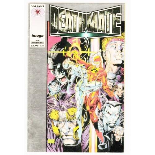 1993 Deathmate Prologue Comic – VF