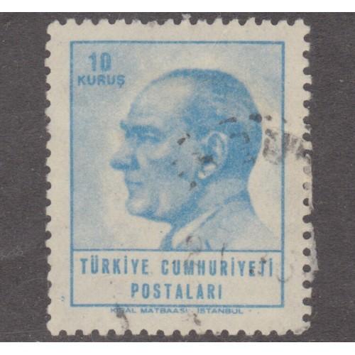 USED TURKEY #1652 (1965)