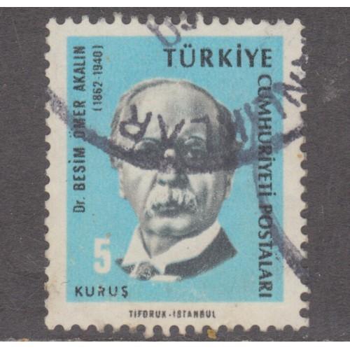 USED TURKEY #1676 (1965)