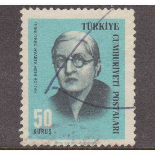 USED TURKEY #1696 (1966)