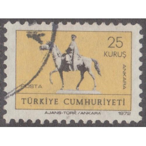 USED TURKEY #1911 (1972)