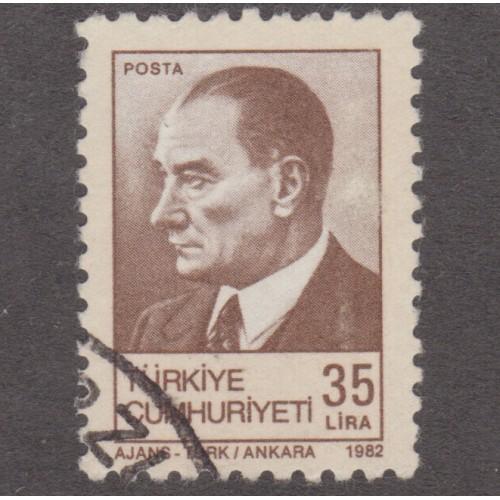 USED TURKEY #2207 (1982)