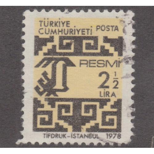 USED TURKEY #O146 (1978)