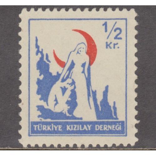 UNUSED TURKEY #RA122 (1948)