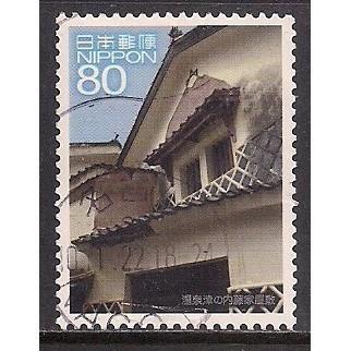 (JP) Japan Sc# 3067j Used