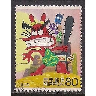 (JP) Japan Sc#  3016h Used