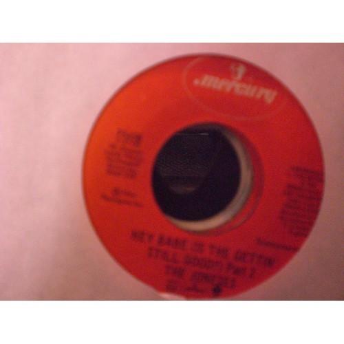 45 RPMNORXO: #6281.. THE JONESES - HEY BABE (PARTS 1& 2) MERCURY 73458 / VG/VG+