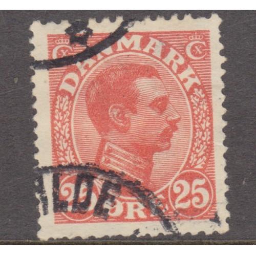 USED DENMARK #108 (1922)