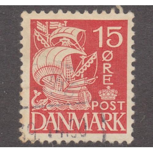 USED DENMARK #238A (1933)