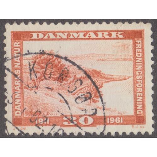 USED DENMARK #381 (1961)