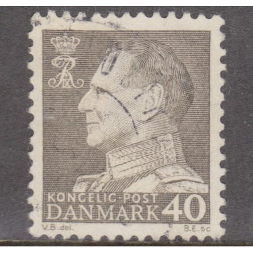 USED DENMARK #388 (1961)